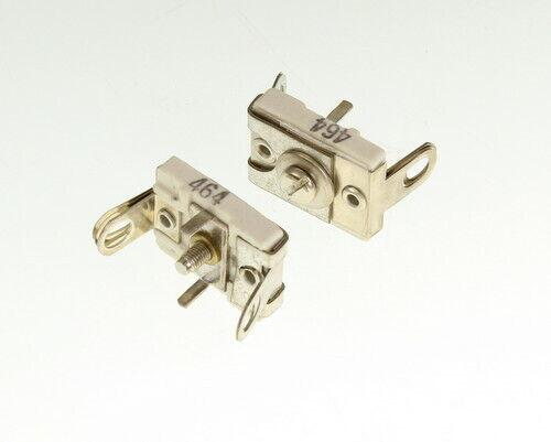 3x Variable Trimmer Capacitor 45pf 175 VDC 45-280pF 45pF-280pF 464 Arco