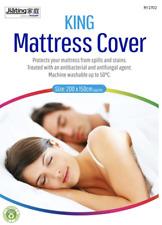 Mattress Protector Matress Wet Sheet Nursery Bedding Cover 200 x 150cm KING SIZE
