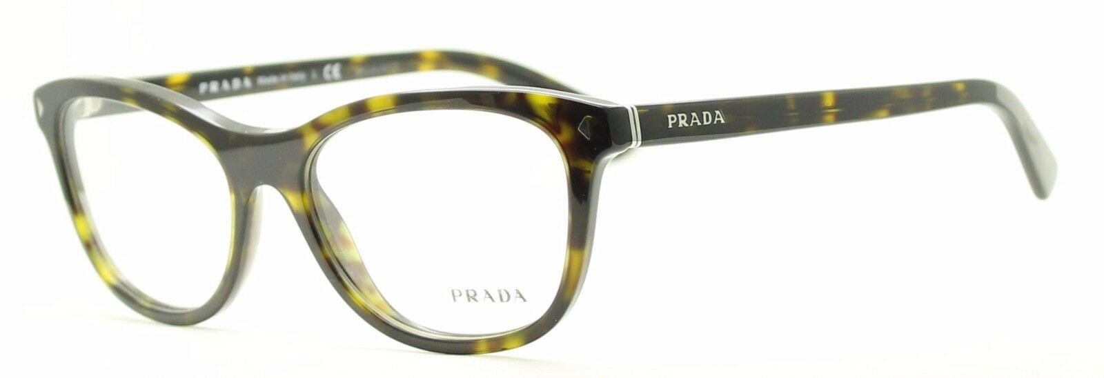 cd11edfbc3dc PRADA VPR 05r 2au-1o1 Dark Havana Brille Glasses Eyeglasses Frames ...
