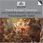 French Baroque Concertos [Germany] (1995)