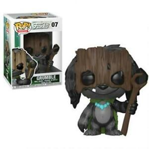 Funko-POP-Monsters-Monsters-Grumble-Brand-New-In-Box