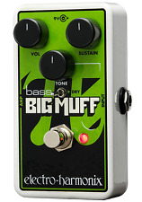 EHX Electro Harmonix Nano Bass Big Muff Pi, Brand New In Box, Free Shipping