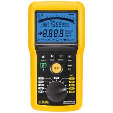 Aemc 6526 215553 Digitalanalog Megohmmeter With Bluetooth 1000v Max