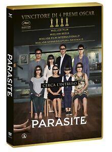 Parasite-2019-DVD