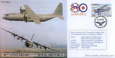 RAF ROYAL AIR FORCE LOCKHEED C-130 HERCULES SWEATSHIRT