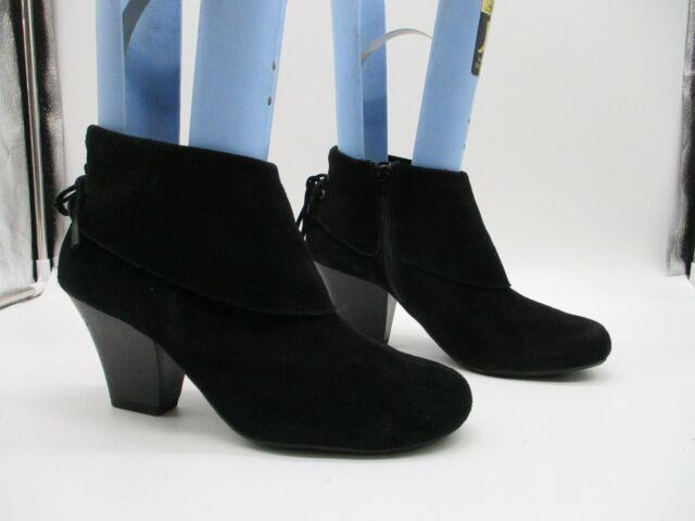 tall heel booties