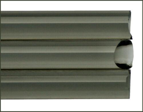 5//6mm Effetre T088 Stahl Transparent Glasstäbe zum Perlenmachen