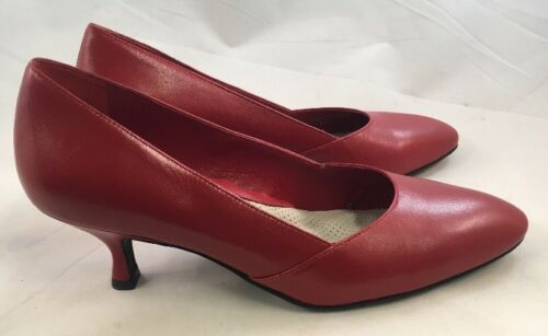 Wide Softwalk 5 Heels S2208 Diamond Red Size 610 Womens 6 wqzxCf4Aw