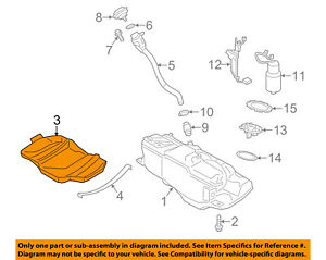 Excellent Porsche Oem 17 18 718 Cayman Fuel System Protect Shield 9P1201975 Ebay Wiring 101 Vihapipaaccommodationcom
