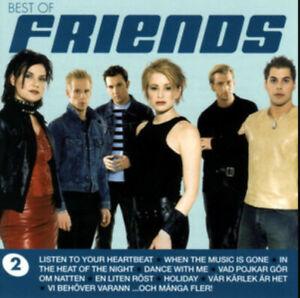 Friends-034-Best-of-Friends-Vol-2-034-2006-CD-Album