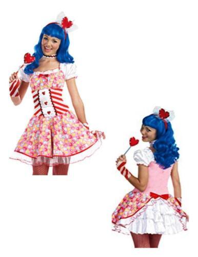 Junior Lollipop Sensation Teen Dress Costume Party Girl 3 Sizes Dreamgirl N30