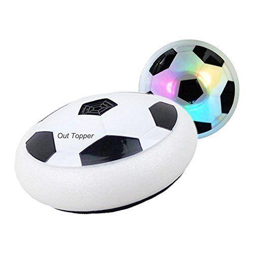 Hover Soccer Ball Electric Air Power Soccer Disc Kids Toys Football W// LED Light