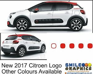 new 2017 citroen c3 airbump design stickers graphics. Black Bedroom Furniture Sets. Home Design Ideas