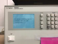 Agilent / HP 8060C Lightwave Switch