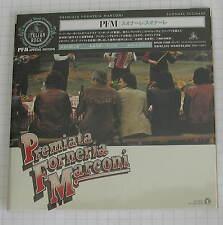 PFM - Suonare Suonare  REMASTERED JAPAN MINI LP CD OBI NEU! BVCM-37698 SEALED