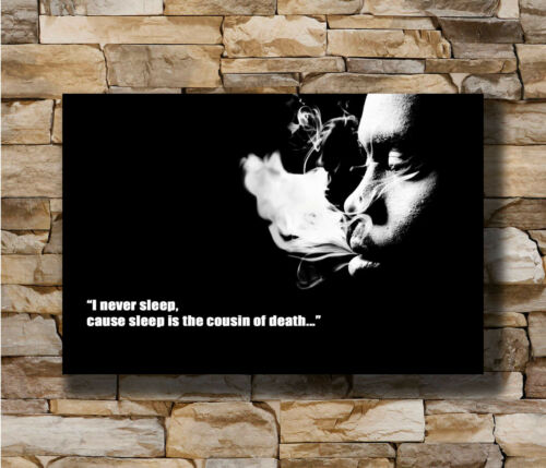Hot Nasty Nas Rap singer New Art Poster 40 12x18 24x36 T-4151