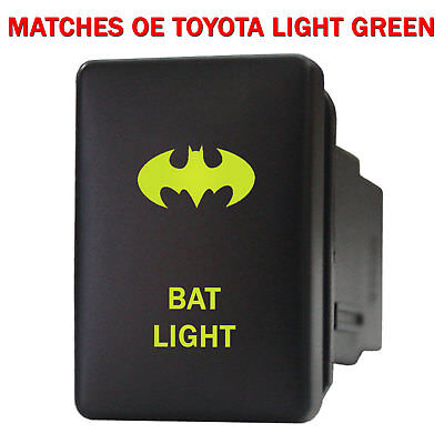 CH4X4 Push Switch for Toyota Tacoma 3rd Gen Blue LED Ditch Lights Symbol