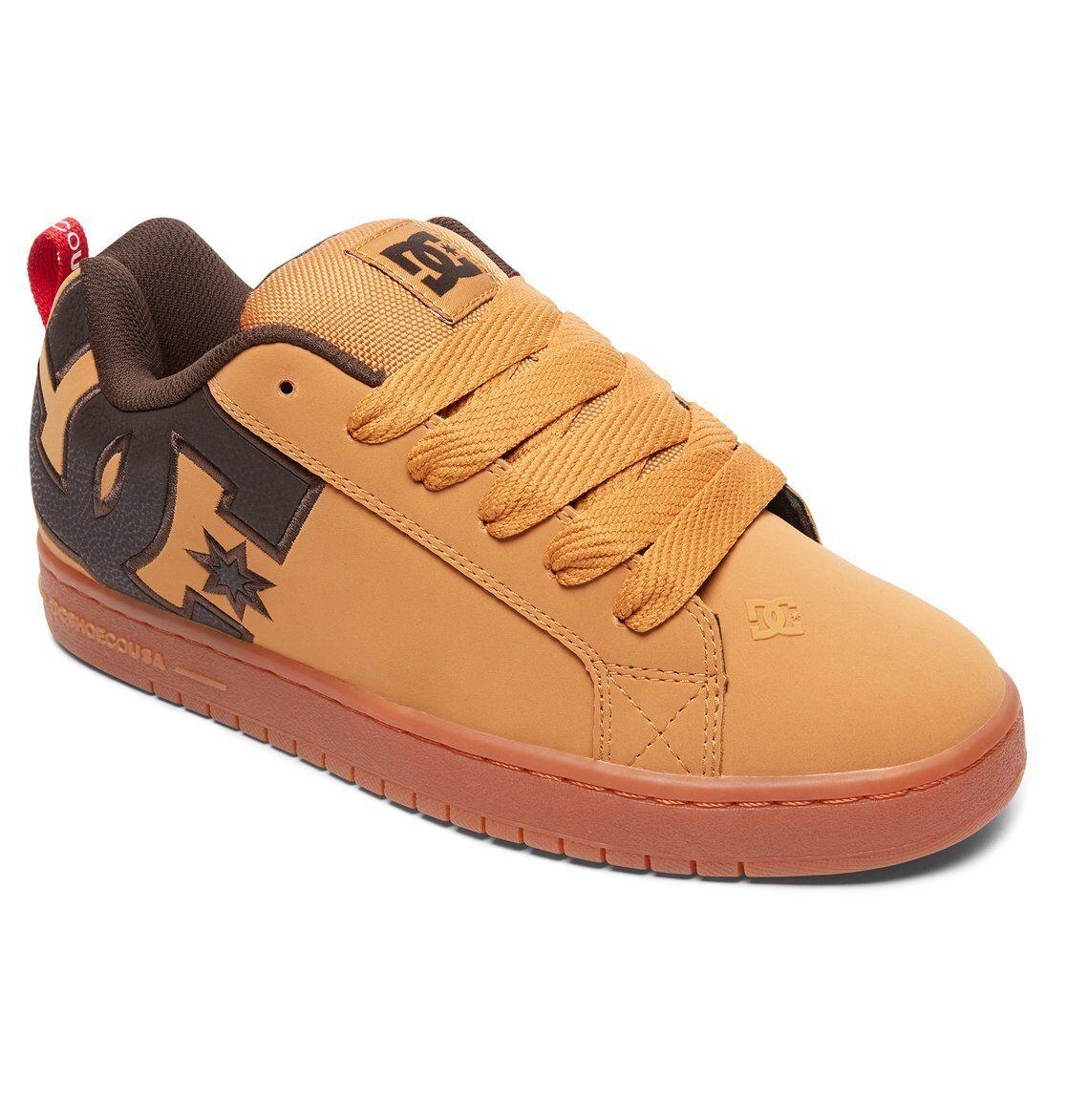 dc cour graffik se chaussures à chaussures se nib blé café turc (tll) 251266
