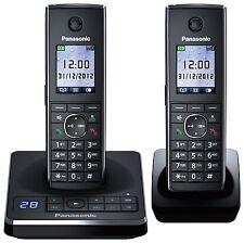 Panasonic KX-TG8562EB Twin Corldess DECT Telephone. Two Handset!.