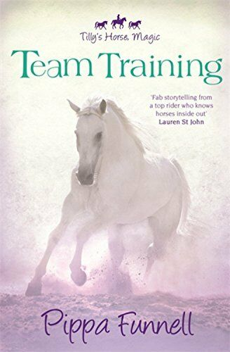 02 Team Training (Tilly's Horse, Magic) By Pippa Funnell