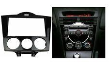 Double Din Fascia Audio DVD Panel For MAZDA RX-8 Radio Refitting Trim Kit