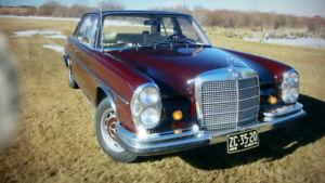 1969 Mercedes Benz 280SE Low Mileage