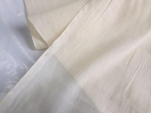 100/% Muselina de Algodón Tejido Cortinas Gasa Fino Queso Paño 290cm Extraancho