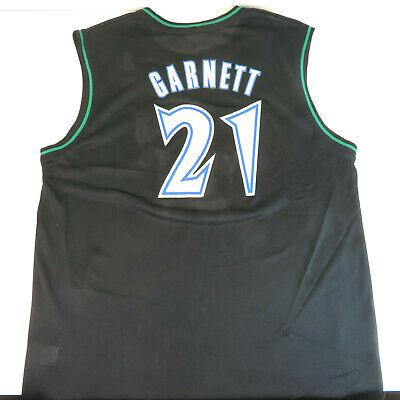 1990 S Kevin Garnett Minnesota Timberwolves Xl Older Design Jersey