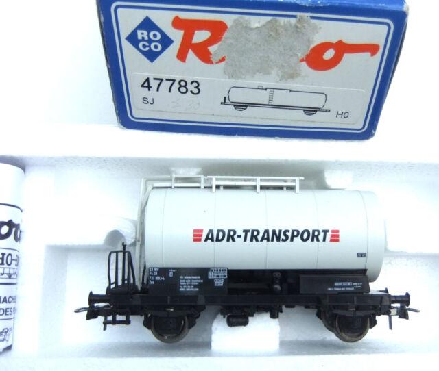 SJ Kesselwaggon  ADR Transport ROCO 47783 OVP#R1