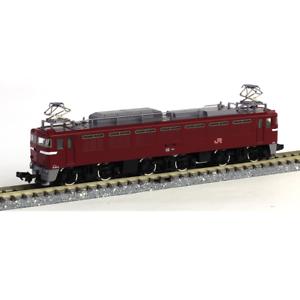 Tomix-9155-Electric-Locomotive-EF81-400-Kyushu-Railway-Red-no2-N