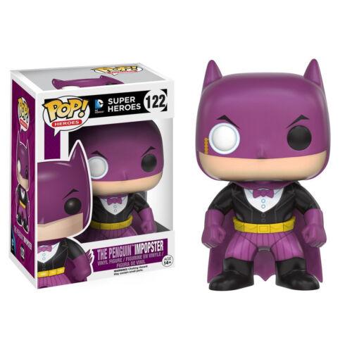 Funko DC Comics POP Penguin Batman imposteur Vinyl Figure NEW EN STOCK