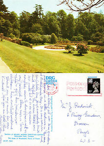 1990039s BRUNEL MANOR CHRISTIAN CENTRE TORQUAY DEVON COLOUR POSTCARD - Weston Super Mare, Somerset, United Kingdom - If the item you received has in any way been wrongly described or we have made a mistake regardless of the nature we will pay your return postage costs. If however the error is yours you pay for the return pos - Weston Super Mare, Somerset, United Kingdom