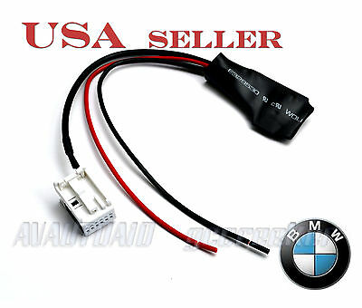 Bluetooth Audio Adapter for 2004&Up BMW E60 E61 M-ASK CCC