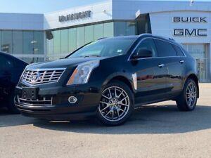2016 Cadillac SRX Premium   Heated Steering Wheel   Navigation  