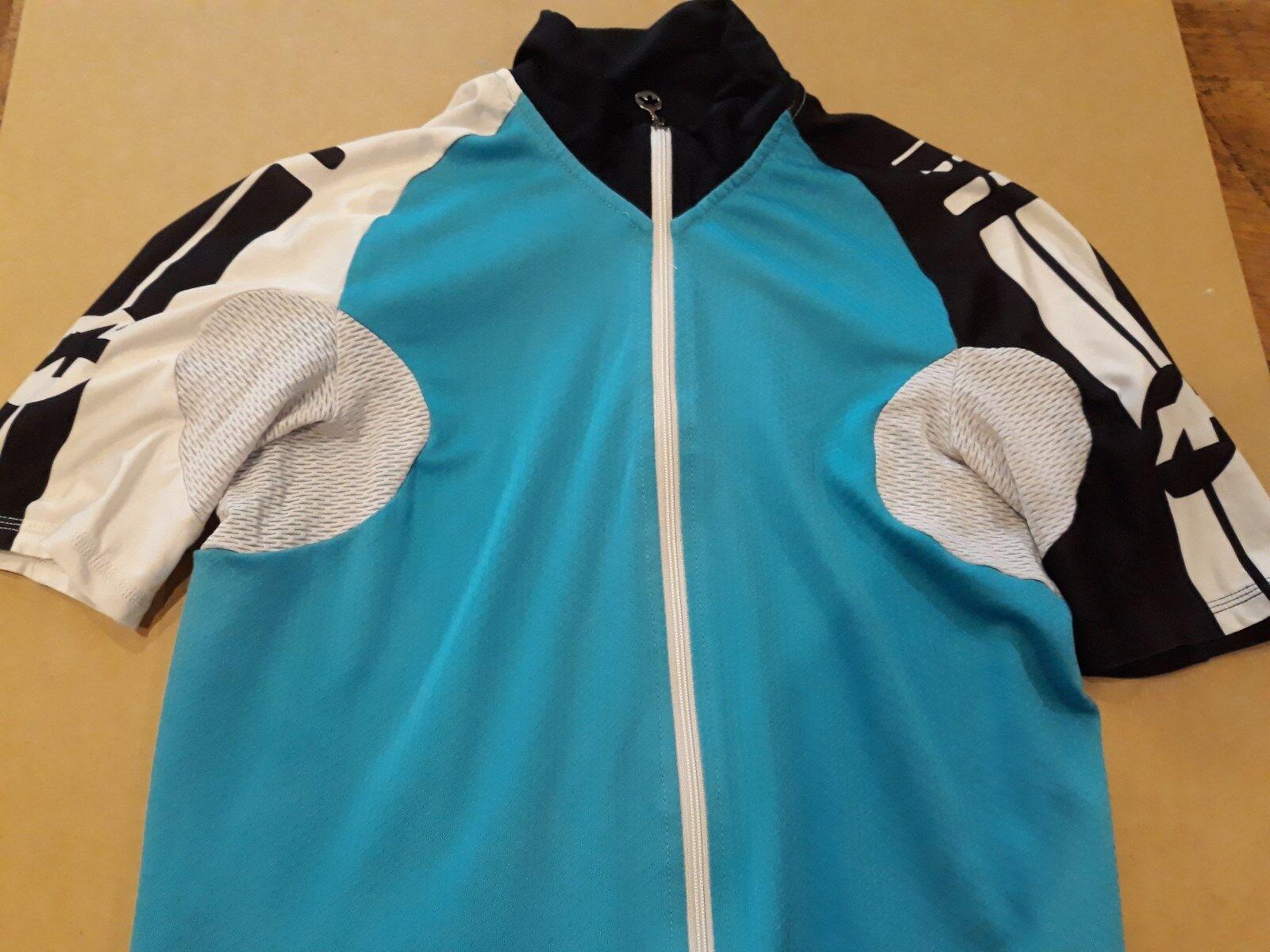 Asso road bike full zipp jersey
