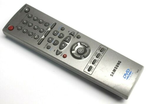 Genuine OEM Samsung 00052B Remote Control for AC5900052B DVDV5000 DVDV100008//01