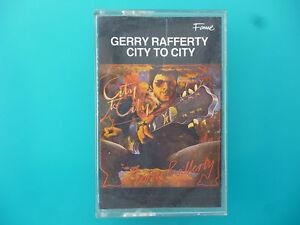 GERRY-RAFFERTY-034-CITY-TO-CITY-034-CASSETTE