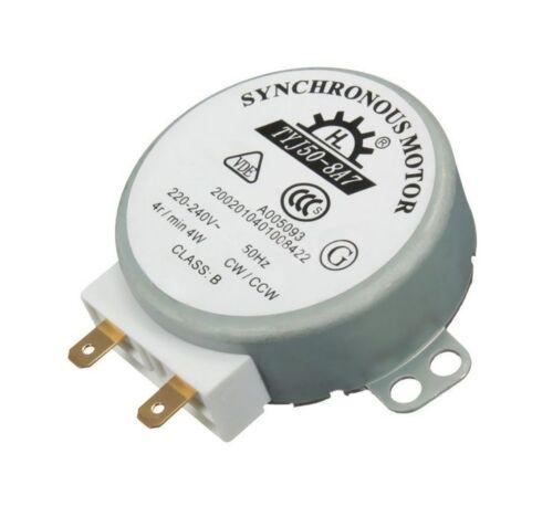 Motor De Microondas TYJ50-8A7 009279 4 rpm//min Motor síncrono