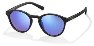 Adroit Occhiali Da Sole Sunglasses Polaroid Pld 6013 Dl5 Jy Nero Polarizzato Uv 100%