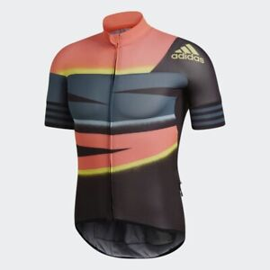 NWT Adidas Adistar Cycling Jersey Shirt Size XL FJ6573 Retail $160 ...