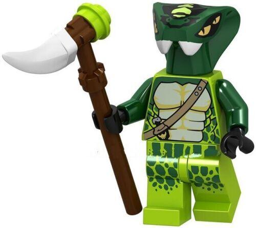 Ninjago Lloyd Chokun Serpentine Snake Ninja Samurai Custom Lego Mini Figure Toy