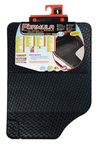 FORMULA 1 LAMPA MITSUBISHI PAJERO 3P SERIE TAPPETI 4 PEZZI 01//91/>03//00