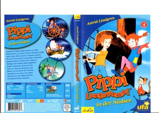 Pippi Langstrumpf in der Südsee (2007) DVD 8901