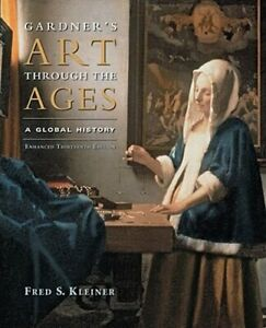 Gardner's Art Through the Ages: Enhanced: A Global History by Fred S Kleiner