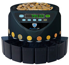 Coin counter Coin Sorter Money machine BBB EURO NEW !