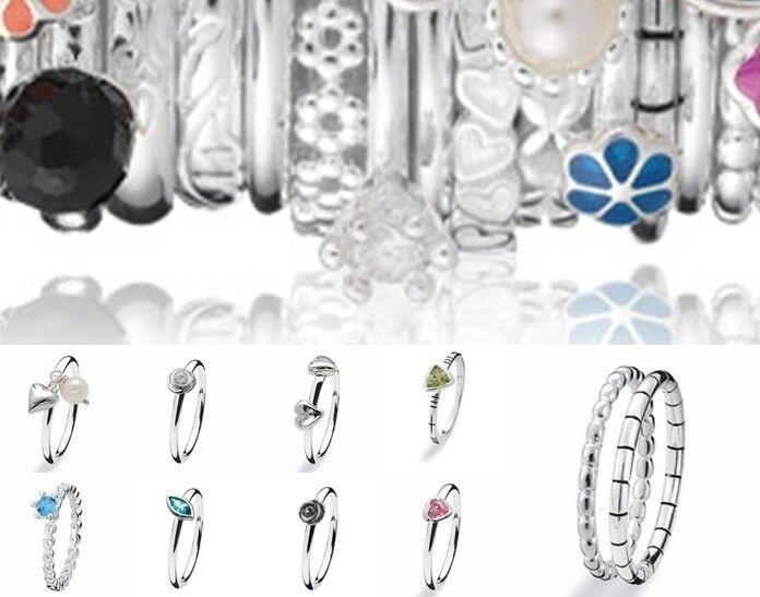 Fingerring, sølv, Spinning