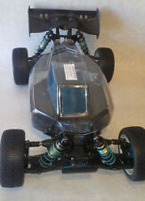 RC8.2E 1/8 RC Buggy Roller Rolling Chassis PLUS PARTS VALUE LOT