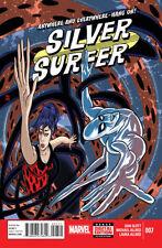Silver Surfer #7 (NM)`14 Slott/ Allred