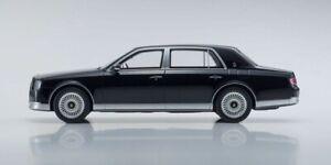 Toyota-Century-uwg60-Eternal-Black-samurai-Kyosho-ksr18036bk-nuevo-New-1-18-sale