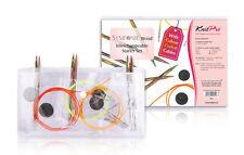 Knitpro Symfonie Madera Deluxe Set Madera Intercambiables Knitting Needles